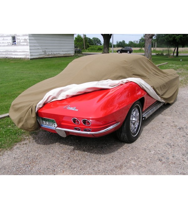 Chevrolet Corvette w/ Sewn in Antenna Sleeve | 1958 - 1967